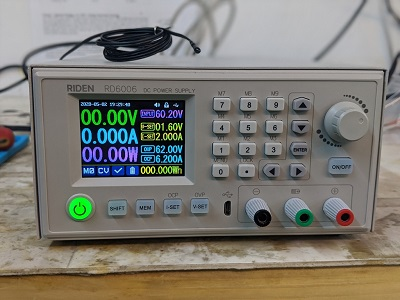 RIDEN RD6006 DC POWER SUPPLY Labornetzteil